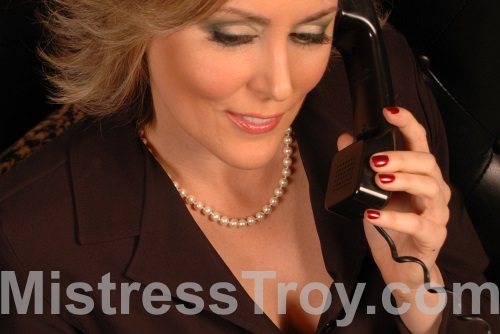 MISTRESS TROY - Professional Dominatrix - New York City