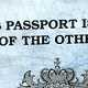 Stamp inside Mistress Troy's OWK Passport
