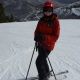 Mistress Troy loves snow skiing, Utah, U.S.A.